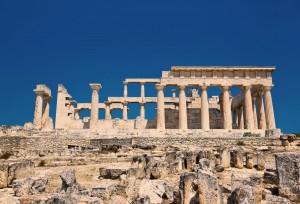 Aegina: The Temple of Afia (Aphaia)
