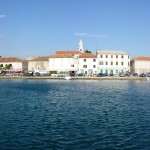 Biograd: The old harbour sums up the town - functional rather than attractive
