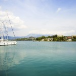 Gouvia: Your best chance of a berth in Corfu but a bit out of twon