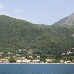 Ipsos: The small village lies at the foot of Corfu's largest mountain, Pantokrator.