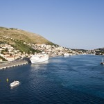 Dubrovnik / Gruz: The commercial port. A possibility if the marina is full.