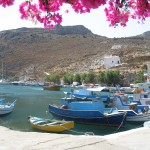 Vathi (Kalymnos): The harbour