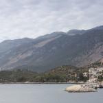 Kas: The harbour entrance