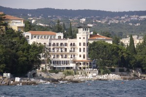 Opatija: The town has not succumbed to high rise hotels