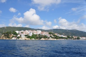 Skiathos: The town and south harbour