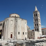 Zadar: Church of St Donatus