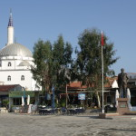 Bozburun: The main square