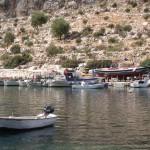 Serce Limani: Fishing boats