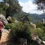 Kalekoy: Great walks amongst the tombs