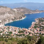 Kastellorizo: The harbour and town