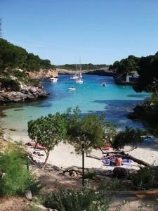Majorca: Cala Mijana
