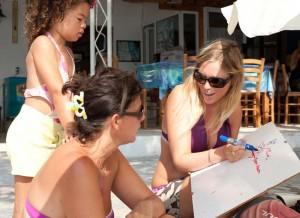 Nikiana Beach Club - learn while you holiday