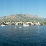 Cavtat: The bay