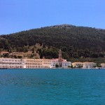 Panormitis: The monastery and quay