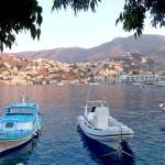 Symi Town: The harbour