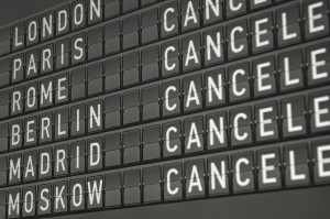 You could claim compensation if your EU flight is cancelled or delayed