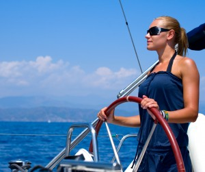 Skippered yacht charter: Not all skippers are men