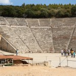 Epidavros: The ancient Amphitheatre