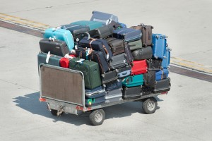 Direct flights reduce the risk of your bags being left on the runway