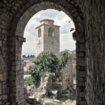 Bar: Ruins in the old town of Stari Bar