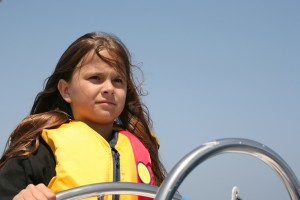 There's no reason to stop children taking part in the sailing