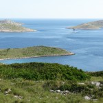 Kornati: Islands at the south end of Kornat Island