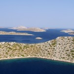 Kornati: Just a few of the islands in the Kornati National Park
