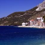 Drasnice: A daytime anchorage
