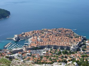 Dubrovnik flotillas start from the historic city