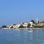 Gradac: The beach and small harbour