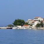 Gradac: Close up of the harbour