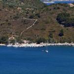 Vathi (Ithaca): The north quay provides excellent shelter
