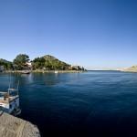 Luka Sv. Juraj: The south half of the harbour
