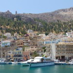 Kalymnos Town: Yacht quay