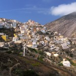Olympos, Karpathos: A beautiful mountain village
