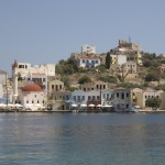 Kastellorizo: Town buildings