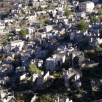 Kayakoy: The Greek village was abandoned in the early 1920's
