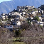 Kayakoy: Empty houses at the ghost village