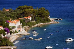 Donje Celo: The charming fishing village on Kolocep Island