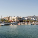 Kardamena: Restaurants and bars line the harbour