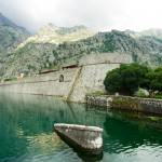Kotor: The fortress walls date from Medieval times