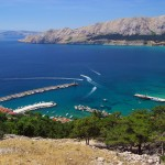 Baska: The harbour hosts a good selection of local boats