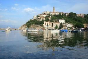 Vrbnik: A pretty village but churchgoers have a tough walk
