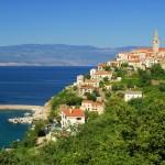 Vrbnik: The village overlooking the harbour