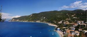 Agios Nikitas: A beautiful beach but not a great overnight stop
