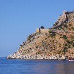 Loryma: The stone walls of the Citadel