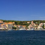 Mali Losinj: The town and yacht quays