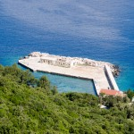 Lastovo: The small quay is too exposed for a night stop