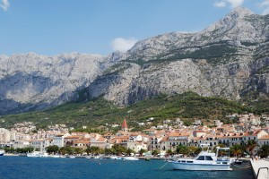 Makarska: The town at the foot of the mountains