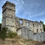 Manastir: Ruins of the Dominican Monastery, dating from the 15th Century